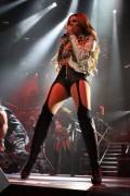 Nu er det officielt: Miley Cyrus spiller i Forum til sommer. Foto: Eva Rinaldi.