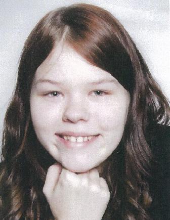 15-årige maria louise kristensen forlod hjemmet den 28. december og